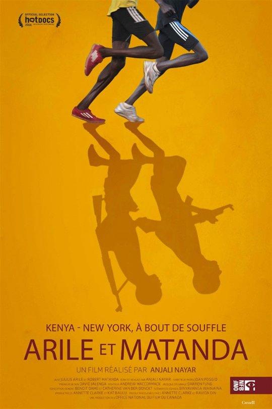 Arile et Matanda (v.o.a.s.t.-f.) Large Poster