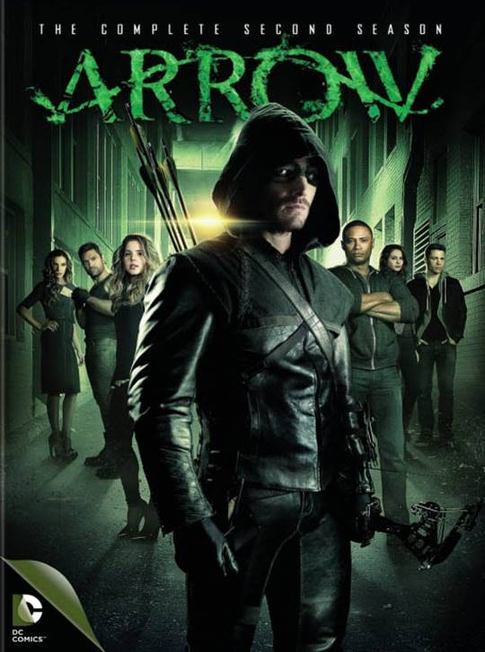 Arrow: The Complete Second Season Large Poster