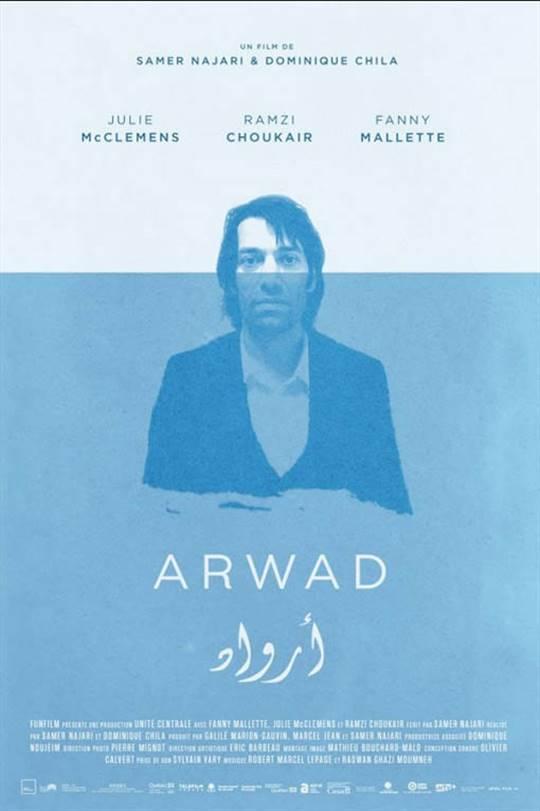 Arwad Large Poster