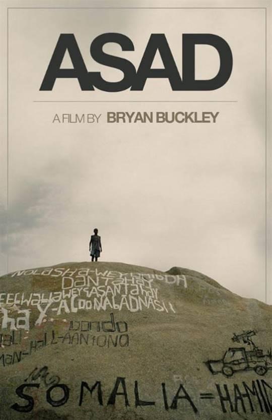 Asad Large Poster
