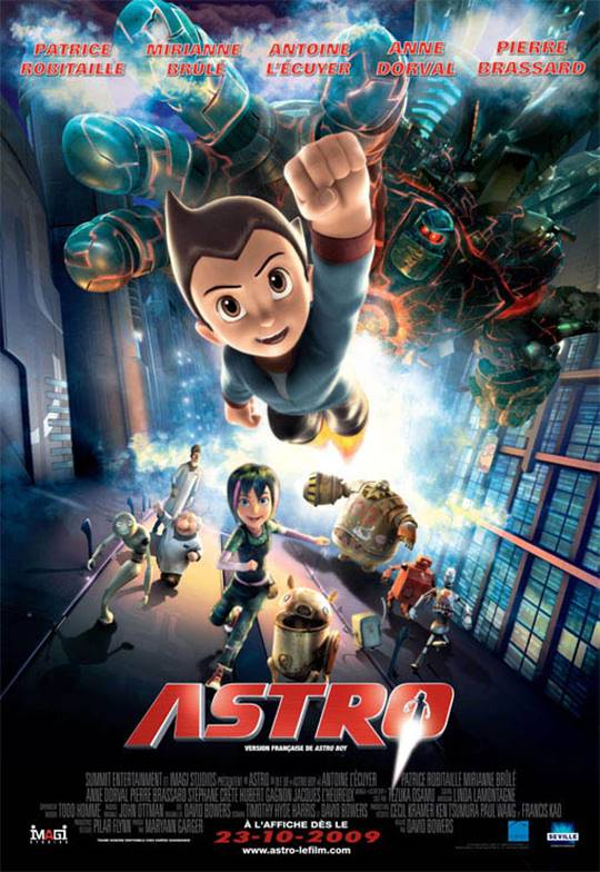 Astro Large Poster