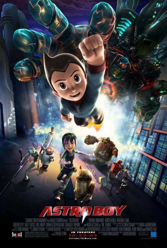 Astro Boy Large Poster