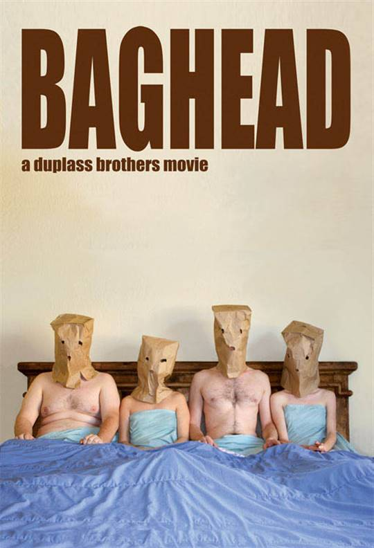 Baghead Large Poster