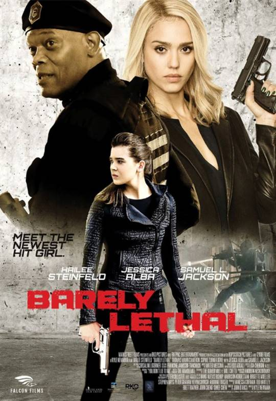 Barely Lethal Large Poster