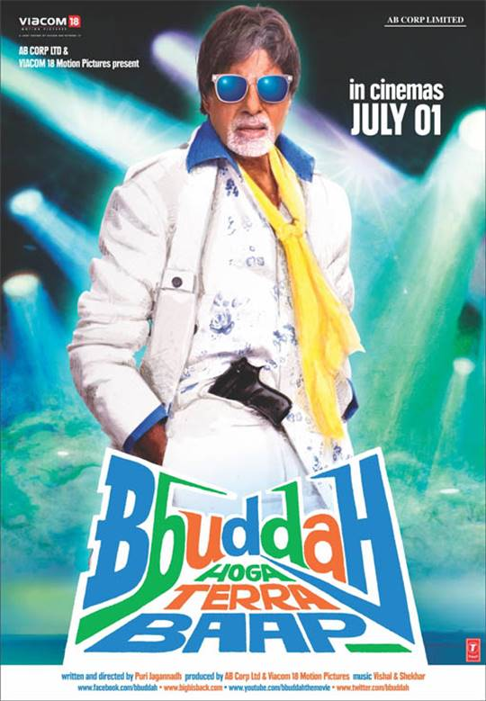 Bbuddah...Hoga Tera Baap Large Poster