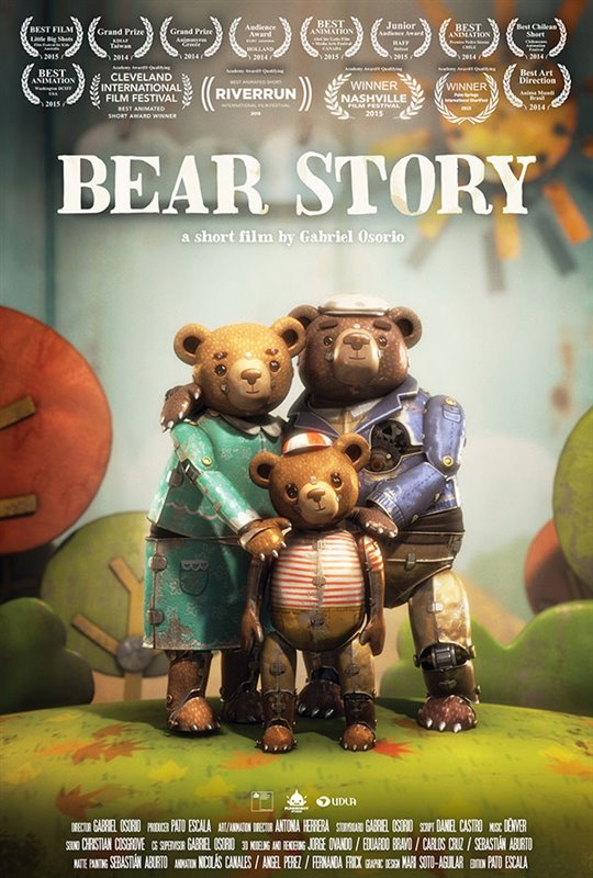 Bear Story (Short) Large Poster