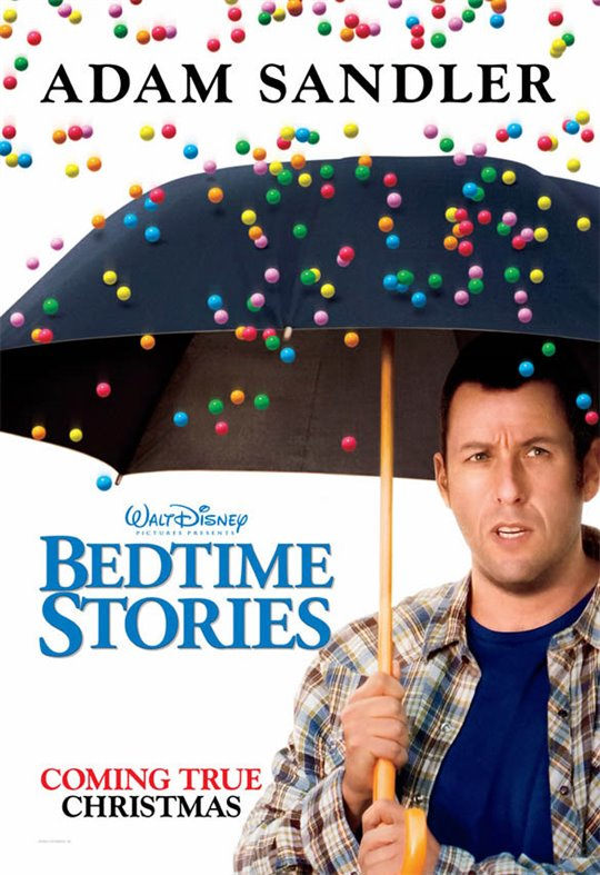 Bedtime Stories Large Poster