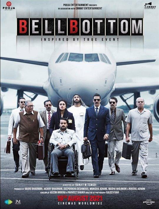 BellBottom Large Poster