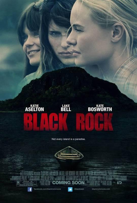 Black Rock Large Poster