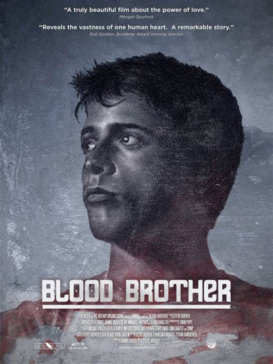 Blood Brother Large Poster