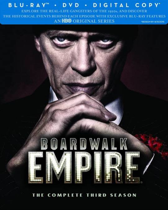 Boardwalk Empire: The Complete Third Season Large Poster