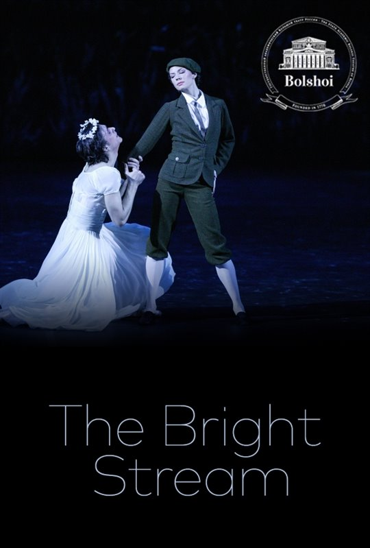 Bolshoi Ballet: The Bright Stream Large Poster