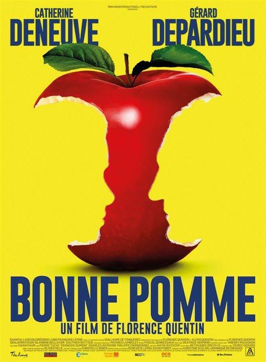 Bonne pomme Large Poster