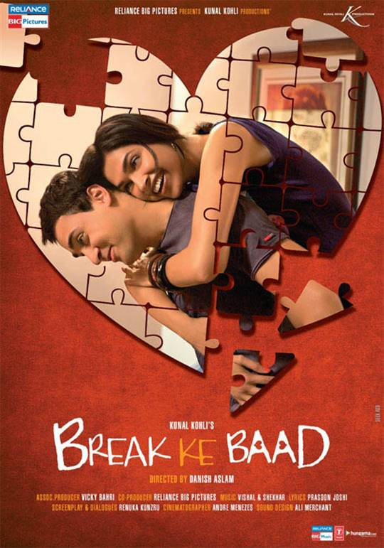 Break Ke Baad (After the Break) Large Poster