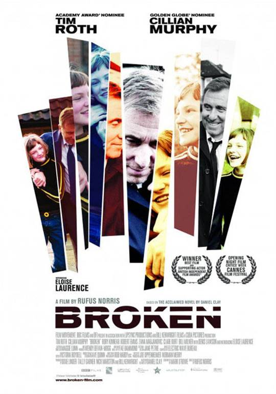 Broken (2013) Large Poster