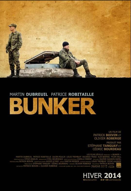 Bunker Large Poster