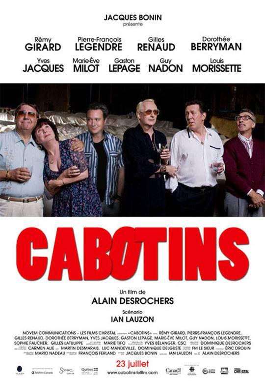 Cabotins Large Poster