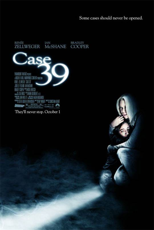 Case 39 Large Poster