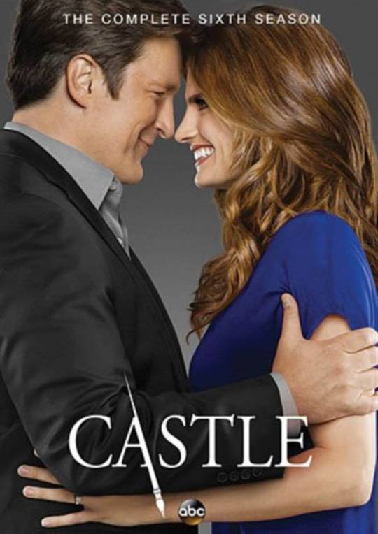 Castle: The Complete Sixth Season Large Poster