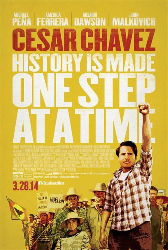 Cesar Chavez Large Poster