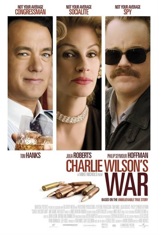 Charlie Wilson's War Large Poster