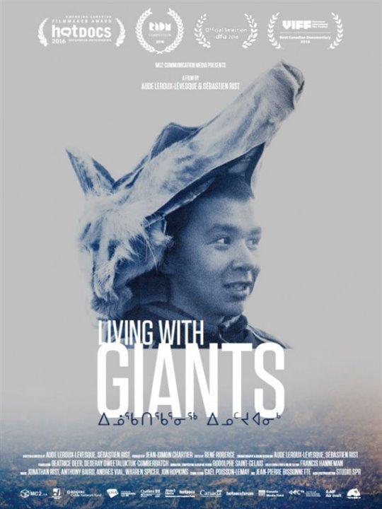 Chez les géants (v.o.s-.t.f) Large Poster