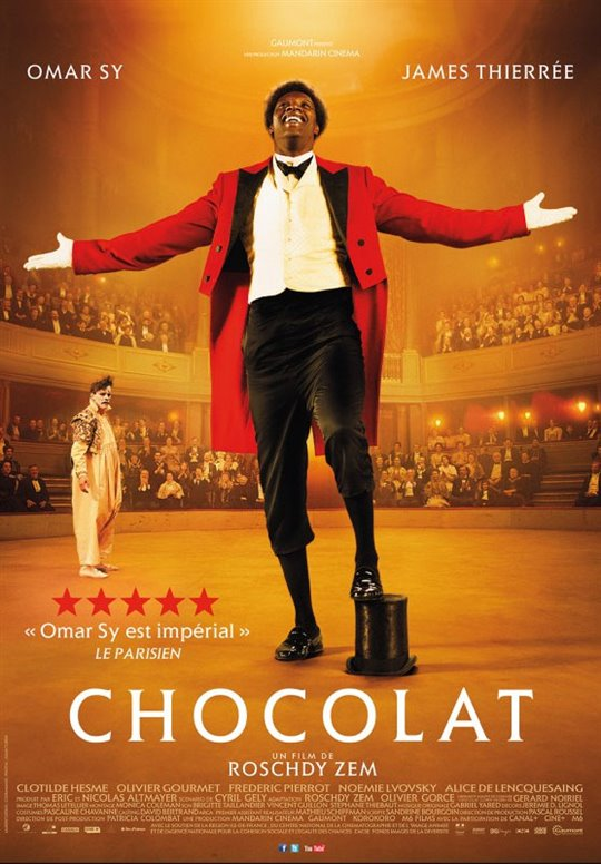 Chocolat (v.o.f.) Large Poster