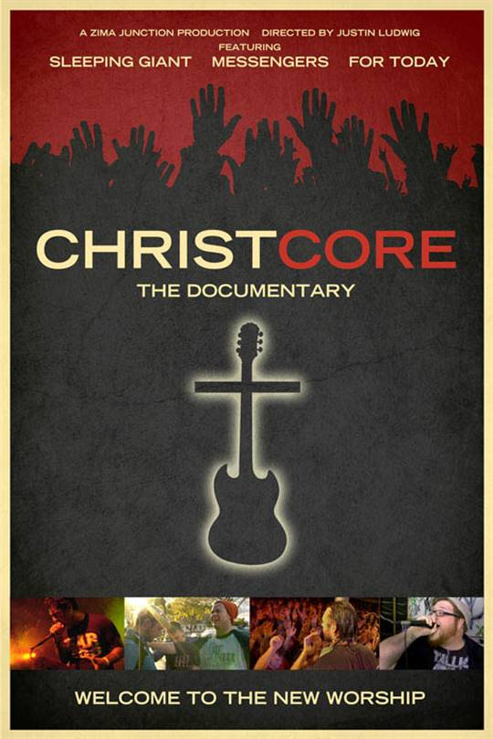ChristCore Large Poster