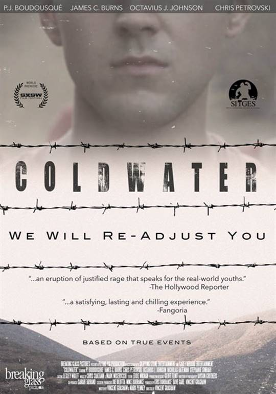 Coldwater Large Poster