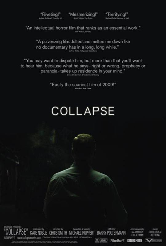 Collapse Large Poster
