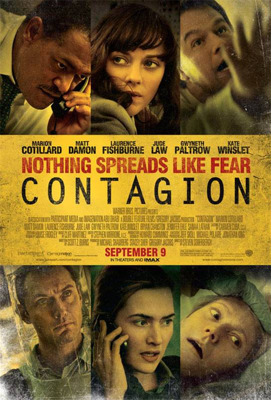 Contagion Large Poster