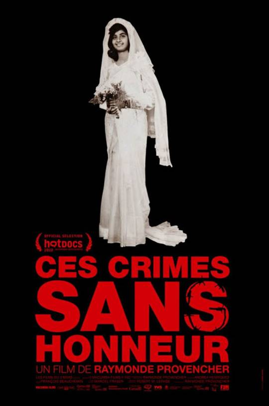 Crimes Without Honour Large Poster
