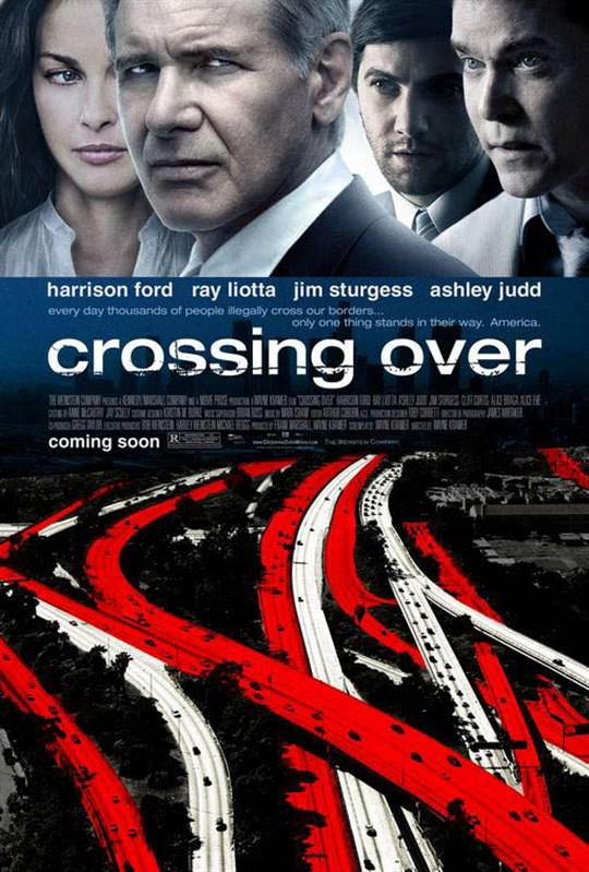 Crossing Over Large Poster