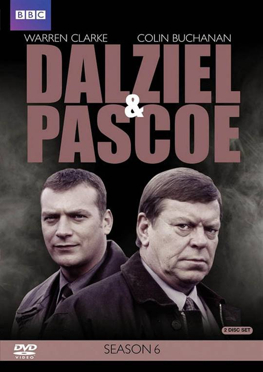 Dalziel & Pascoe: Season Six Large Poster