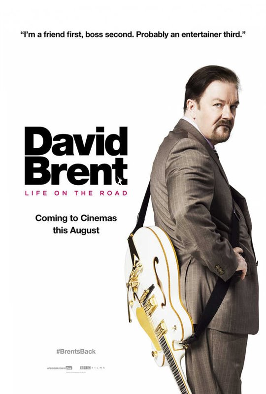 David Brent: Life on the Road Large Poster