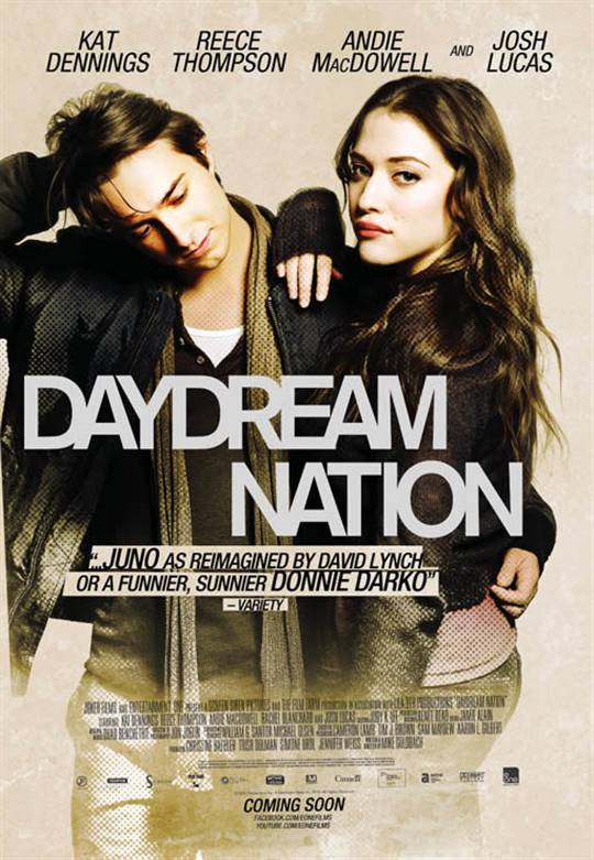 Daydream Nation Large Poster