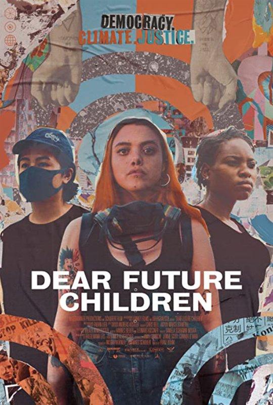 Dear Future Children Large Poster