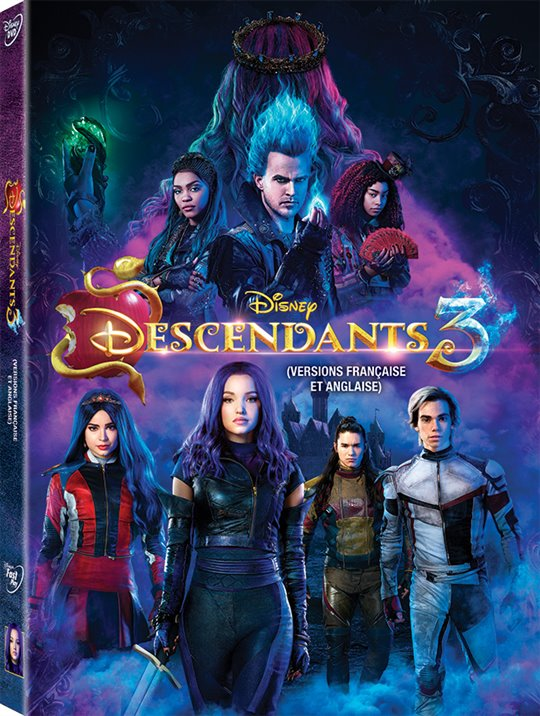 Descendants 3 (TV) Large Poster