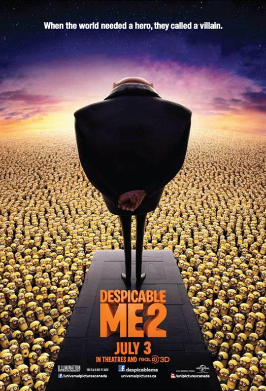 Despicable Me 2 3D