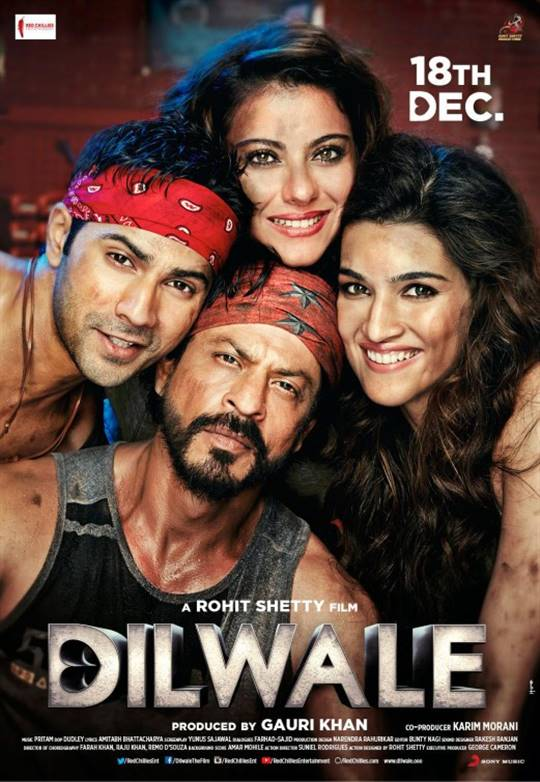 Dilwale Large Poster