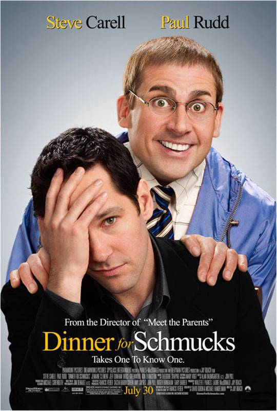 Dinner for Schmucks Large Poster