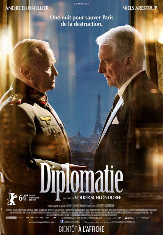 Diplomacy Large Poster