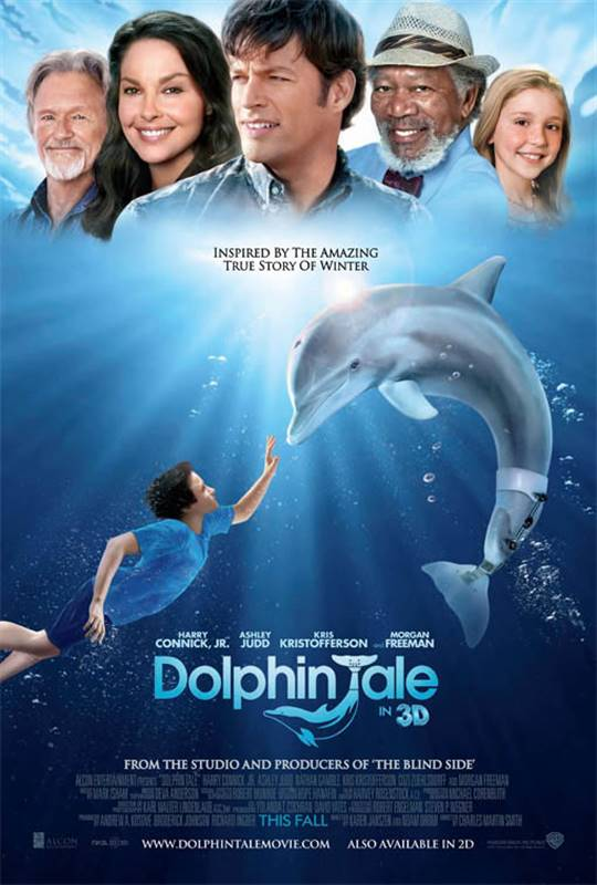 Dolphin Tale Large Poster