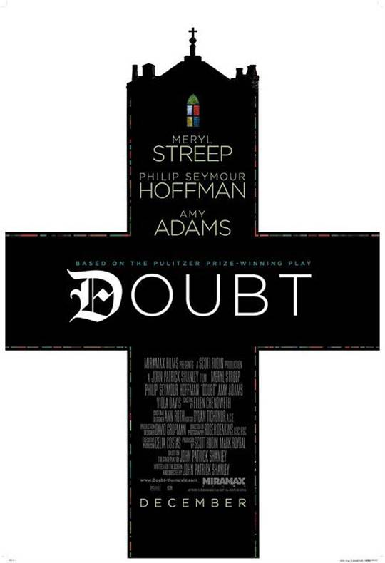 Doubt Large Poster