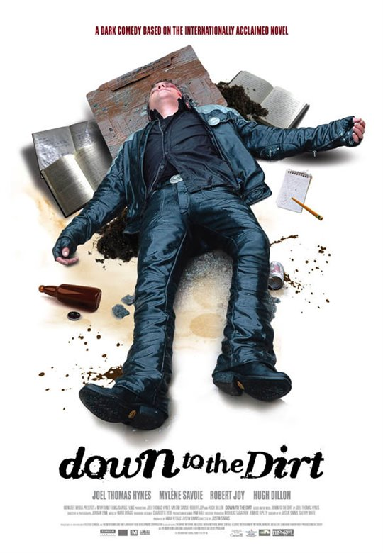 Down to the Dirt Large Poster