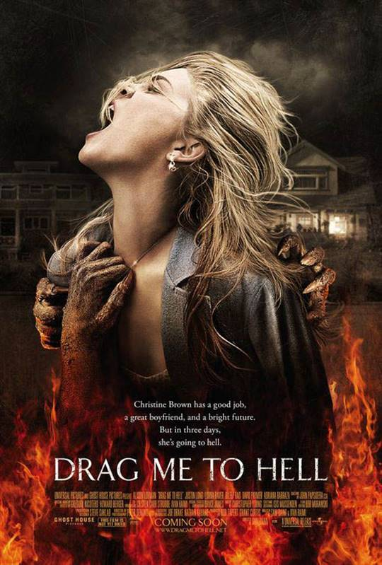 Drag Me to Hell Large Poster