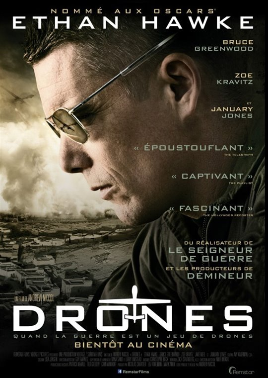 drones coming soon on dvd movie synopsis and info