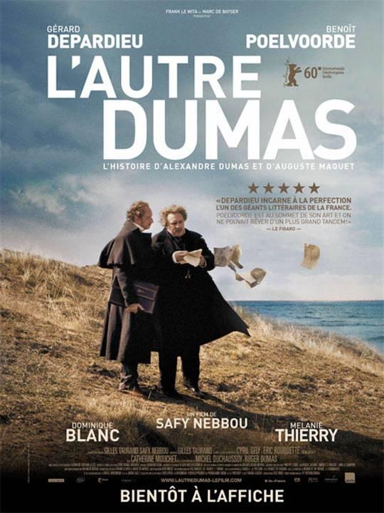 Dumas Large Poster