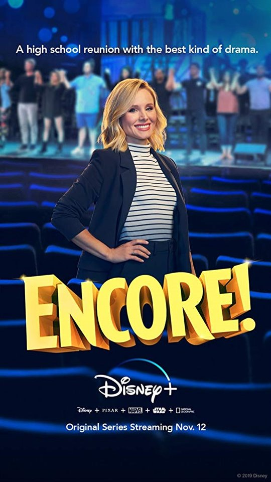 Encore! (Disney+) Large Poster