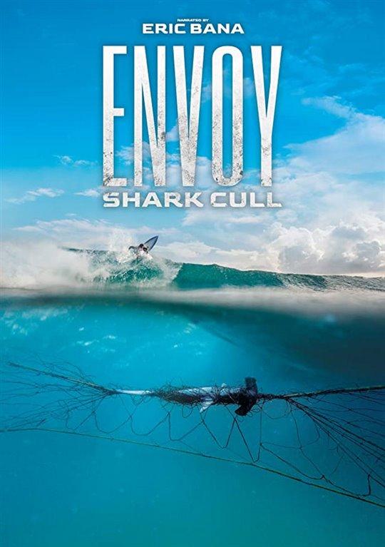 Envoy: Shark Cull Large Poster